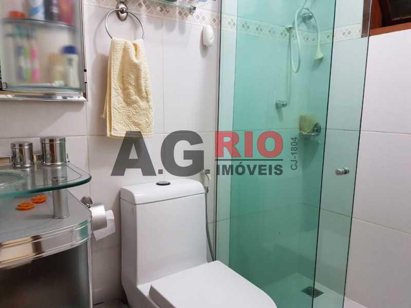 WhatsApp Image 2018-01-24 at 1 - Casa 2 quartos à venda Rio de Janeiro,RJ - R$ 285.000 - AGV73640 - 24