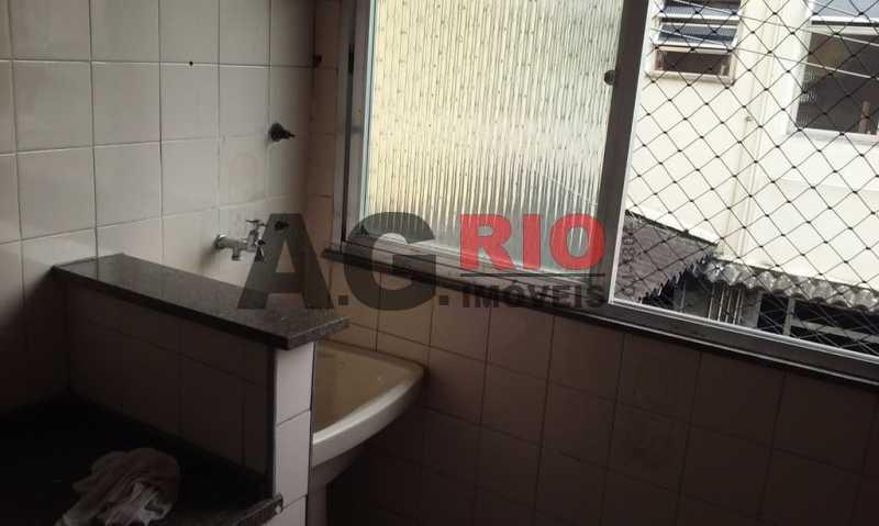 20180113_100430 - Apartamento À Venda no Condomínio Merck - Rio de Janeiro - RJ - Taquara - AGT10360 - 24