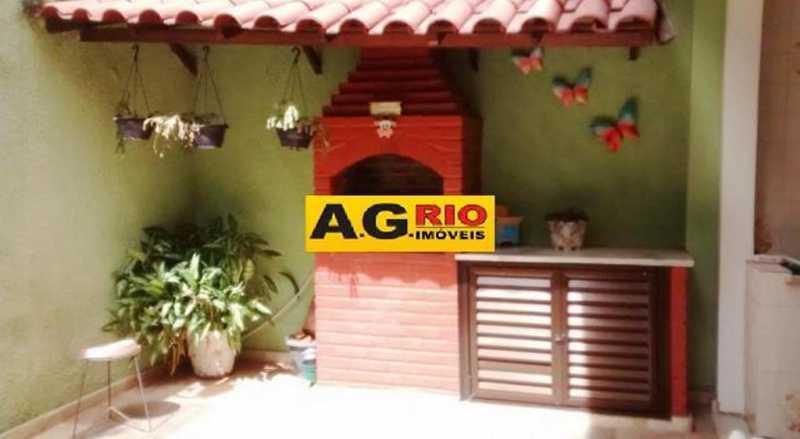 image 14 - Casa Rio de Janeiro,Freguesia (Jacarepaguá),RJ À Venda,2 Quartos,206m² - AGV73642 - 10