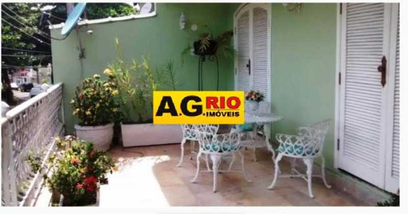 image 18 - Casa Rio de Janeiro,Freguesia (Jacarepaguá),RJ À Venda,2 Quartos,206m² - AGV73642 - 1