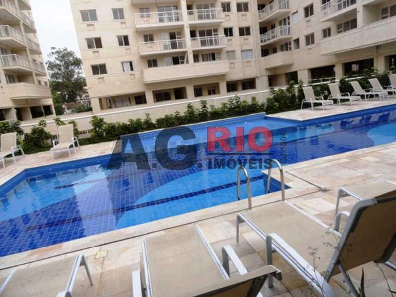 DSC00583 - Apartamento À Venda - Rio de Janeiro - RJ - Vila Valqueire - AGV31373 - 4