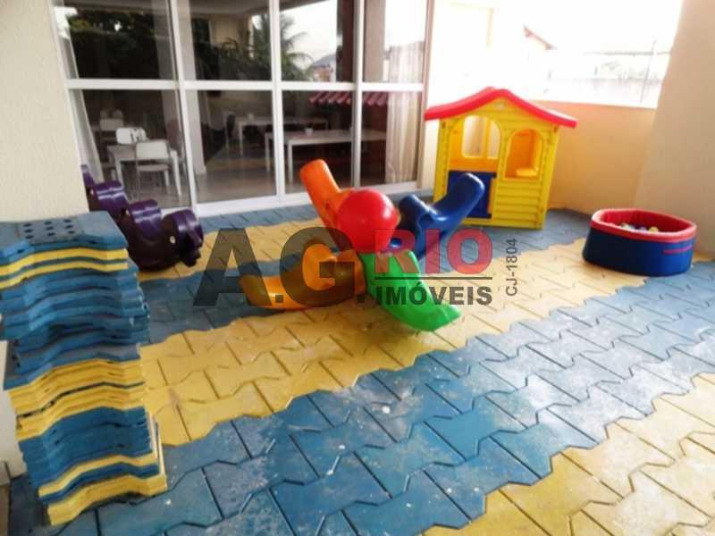 DSC00594 - Apartamento À Venda - Rio de Janeiro - RJ - Vila Valqueire - AGV31373 - 14