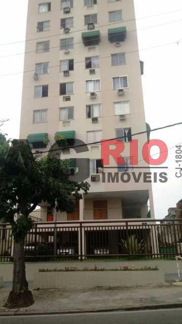 FACHADA - Apartamento À Venda - Rio de Janeiro - RJ - Madureira - AGV23042 - 1