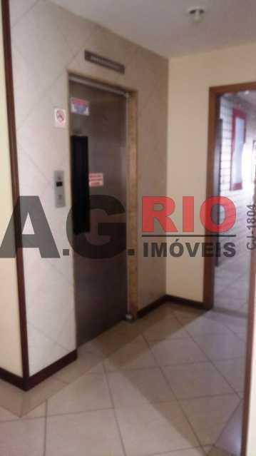 HALL PRÉDIO - Apartamento À Venda - Rio de Janeiro - RJ - Madureira - AGV23042 - 9