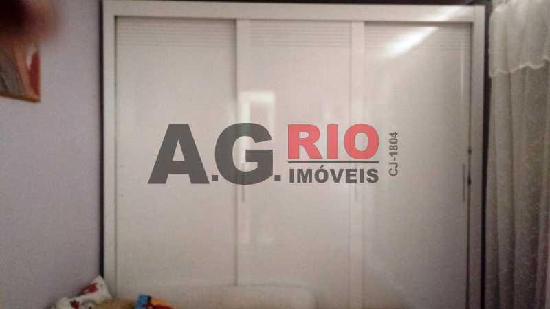 QUARTO 3 - Cobertura 2 quartos à venda Rio de Janeiro,RJ - R$ 430.000 - AGV60890 - 11