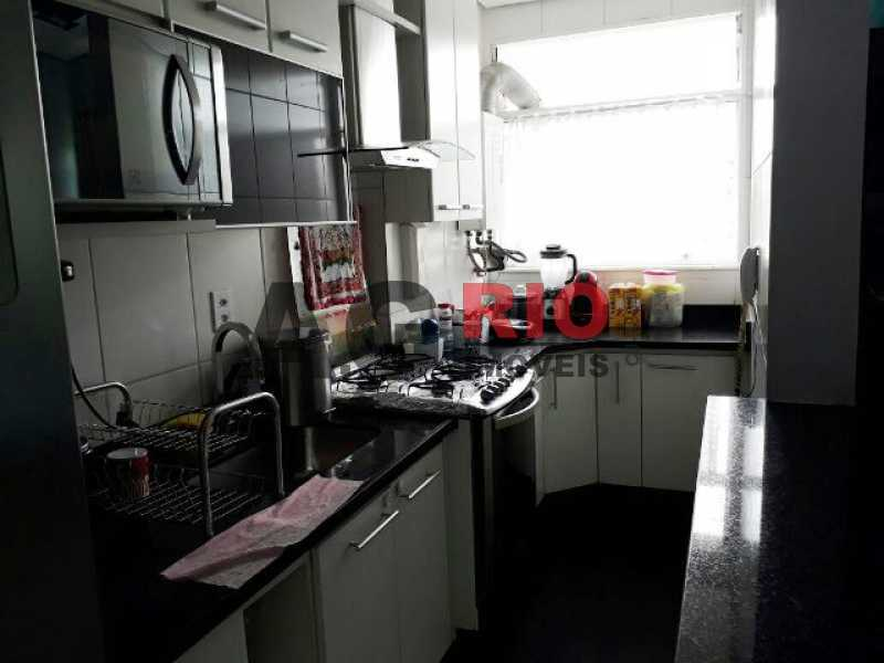 COZINHA 1 - Cobertura 2 quartos à venda Rio de Janeiro,RJ - R$ 430.000 - AGV60890 - 14