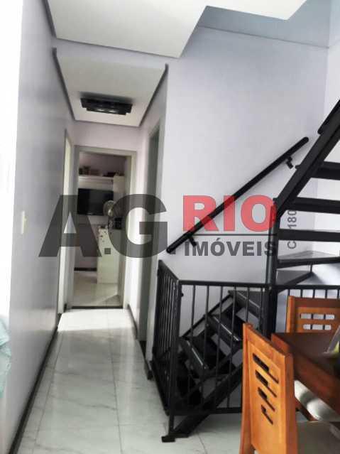 CIRCULAÇÃO - Cobertura 2 quartos à venda Rio de Janeiro,RJ - R$ 430.000 - AGV60890 - 7