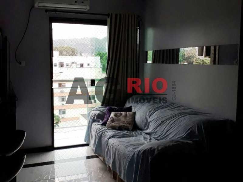 SALA 1 - Cobertura 2 quartos à venda Rio de Janeiro,RJ - R$ 430.000 - AGV60890 - 3