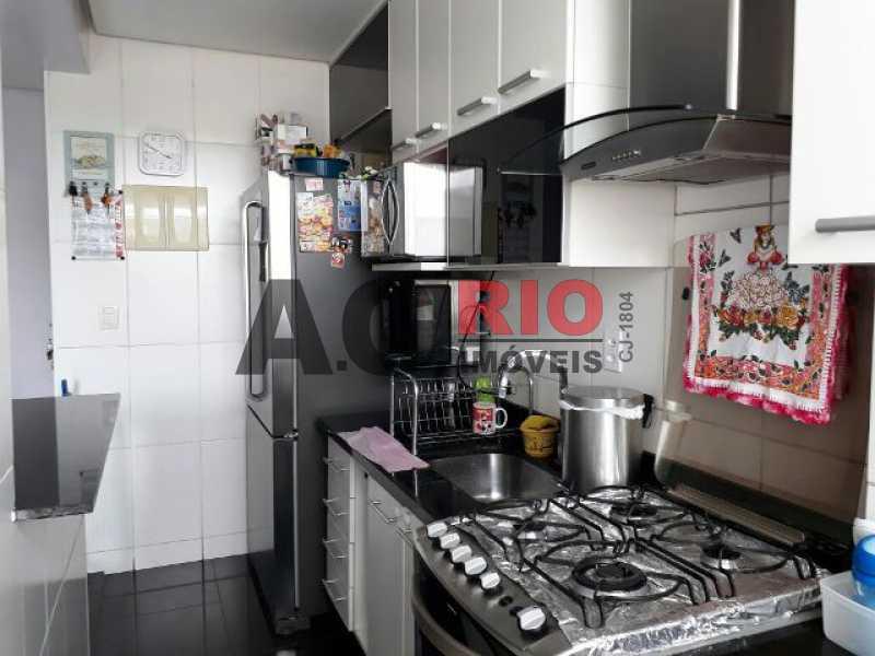 COZINHA - Cobertura 2 quartos à venda Rio de Janeiro,RJ - R$ 430.000 - AGV60890 - 13