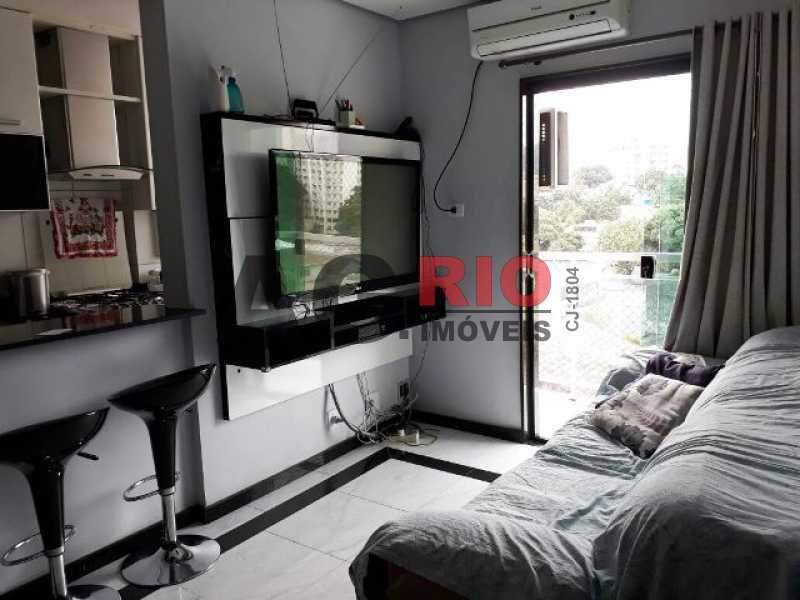 SALA 2 - Cobertura 2 quartos à venda Rio de Janeiro,RJ - R$ 430.000 - AGV60890 - 4