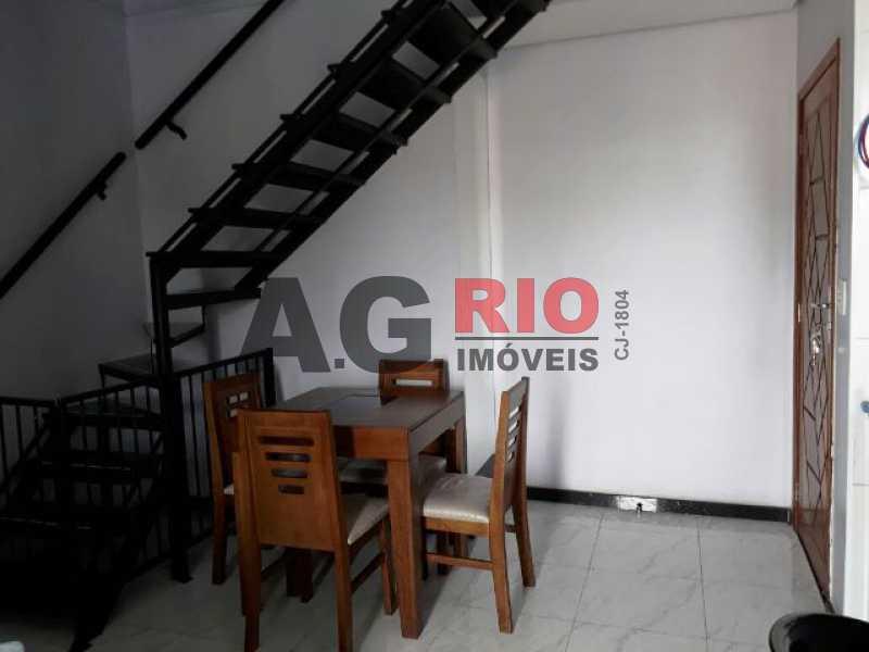 SALA 4 - Cobertura 2 quartos à venda Rio de Janeiro,RJ - R$ 430.000 - AGV60890 - 6