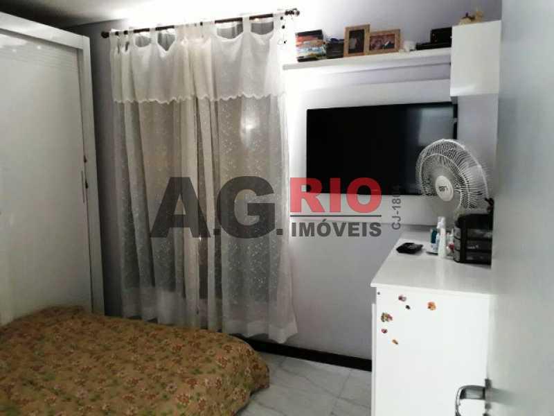 QUARTO 4 - Cobertura 2 quartos à venda Rio de Janeiro,RJ - R$ 430.000 - AGV60890 - 12