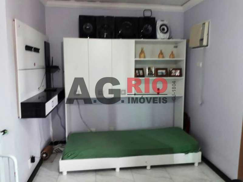 QUARTO COBERTURA - Cobertura 2 quartos à venda Rio de Janeiro,RJ - R$ 430.000 - AGV60890 - 20