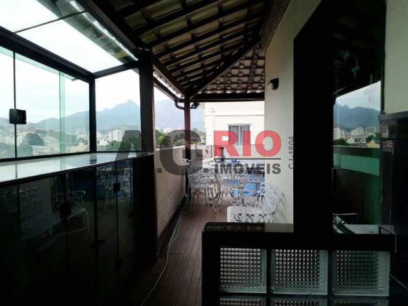 CIRCULAÇÃO COBERTURA - Cobertura 2 quartos à venda Rio de Janeiro,RJ - R$ 430.000 - AGV60890 - 23