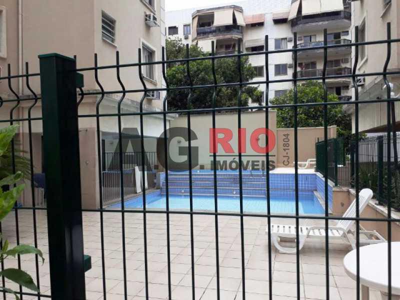 PISCINA - Cobertura 2 quartos à venda Rio de Janeiro,RJ - R$ 430.000 - AGV60890 - 27