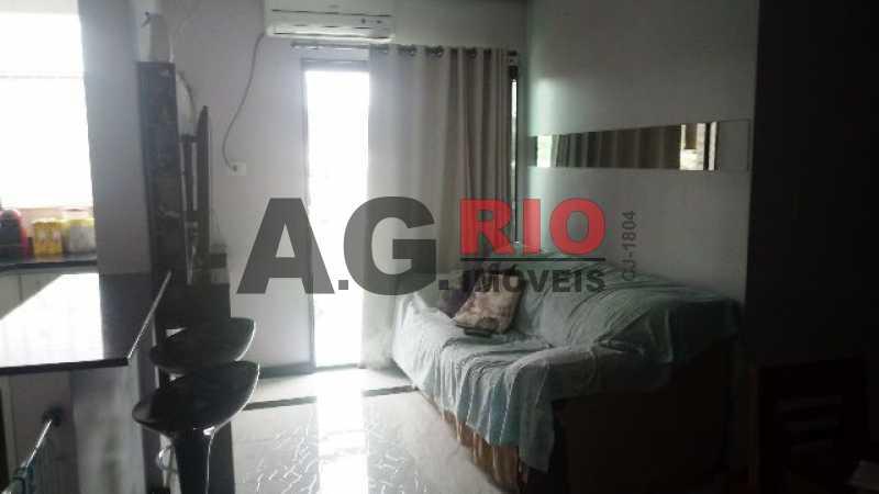 SALA 3 - Cobertura 2 quartos à venda Rio de Janeiro,RJ - R$ 430.000 - AGV60890 - 5