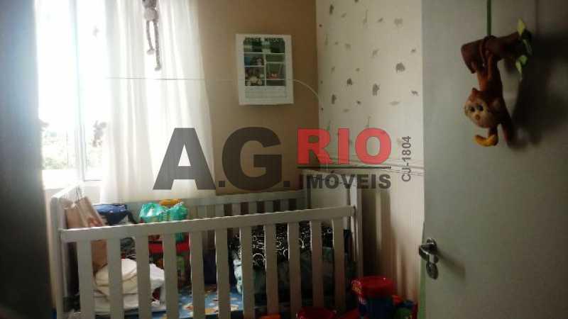 QUARTO 2 - Cobertura 2 quartos à venda Rio de Janeiro,RJ - R$ 430.000 - AGV60890 - 10