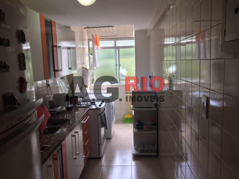 IMG_4970 - Apartamento À Venda - Rio de Janeiro - RJ - Praça Seca - AGV23048 - 8