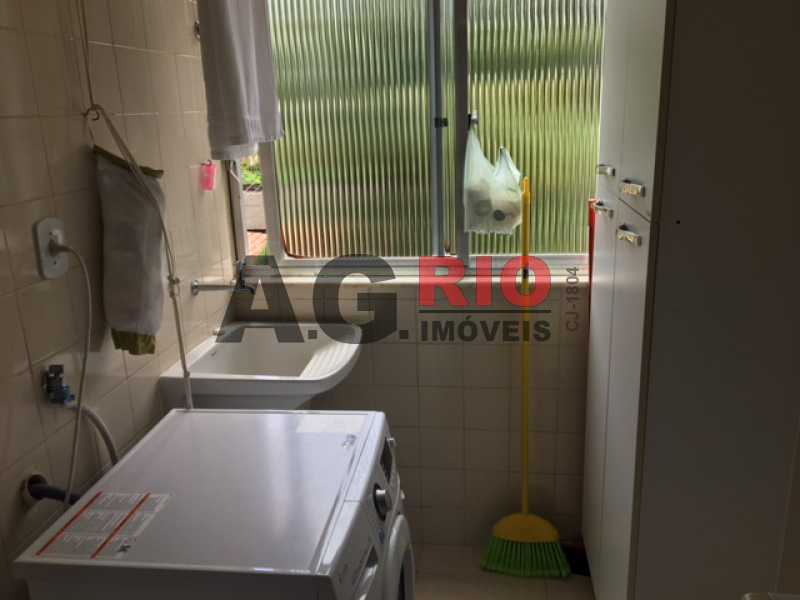 IMG_4972 - Apartamento À Venda - Rio de Janeiro - RJ - Praça Seca - AGV23048 - 9