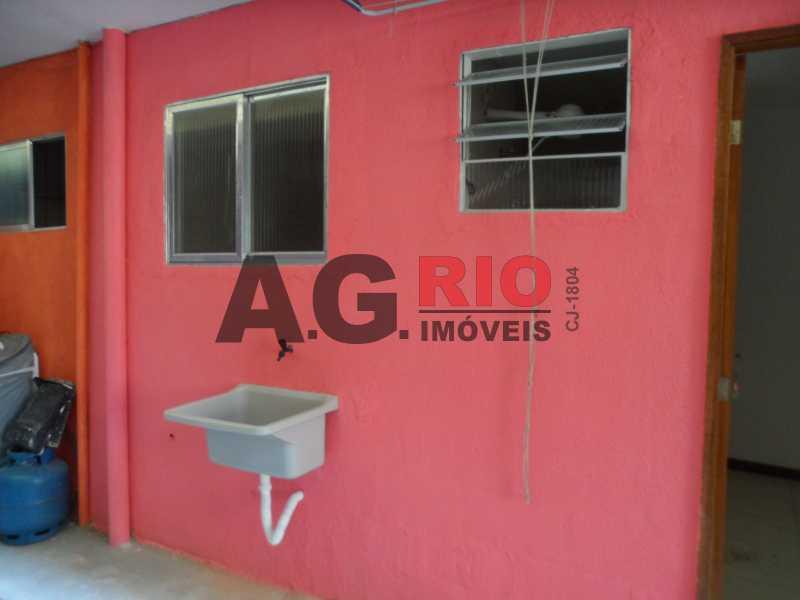 SAM_9772 - Casa Para Alugar - Rio de Janeiro - RJ - Curicica - TQ05060 - 1