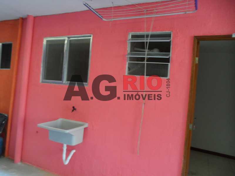 SAM_9775 - Casa Para Alugar - Rio de Janeiro - RJ - Curicica - TQ05060 - 4