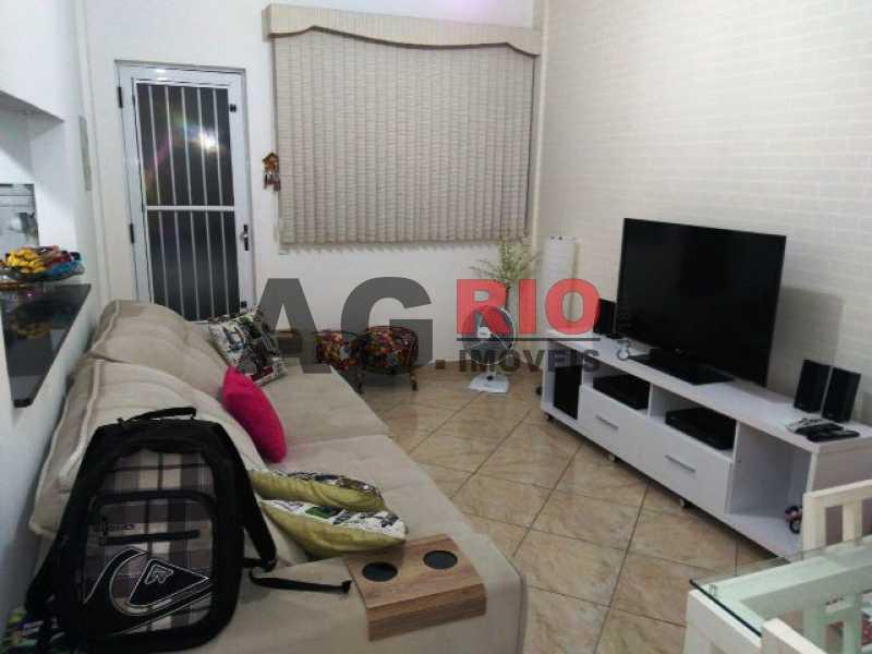 WhatsApp Image 2018-02-20 at 1 - Casa 2 quartos à venda Rio de Janeiro,RJ - R$ 479.000 - AGV73651 - 1