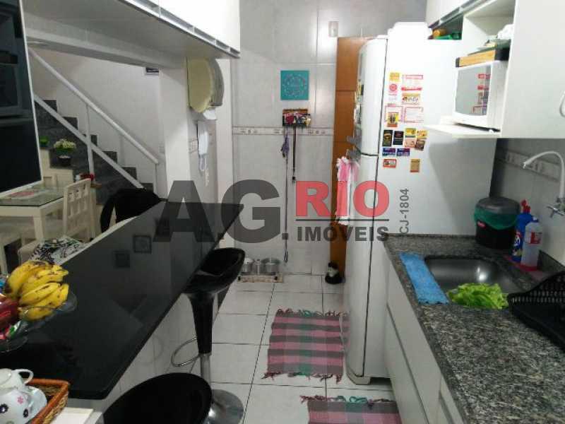 WhatsApp Image 2018-02-20 at 1 - Casa 2 quartos à venda Rio de Janeiro,RJ - R$ 479.000 - AGV73651 - 9
