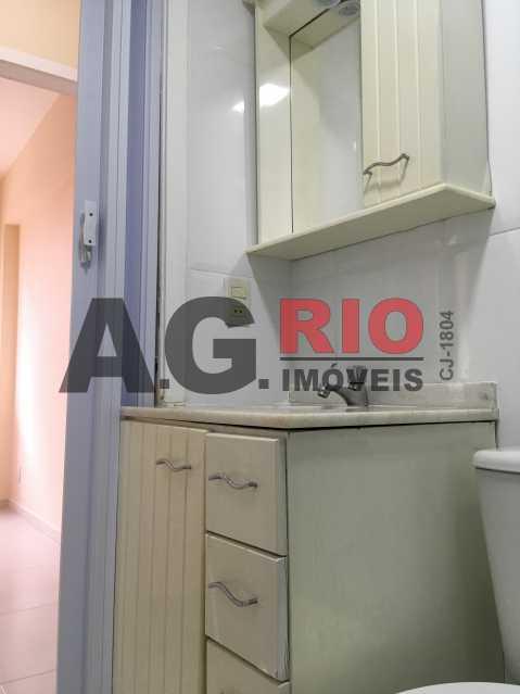 8 - Apartamento À Venda no Condomínio Ville France - Rio de Janeiro - RJ - Freguesia (Jacarepaguá) - AGF30914 - 17