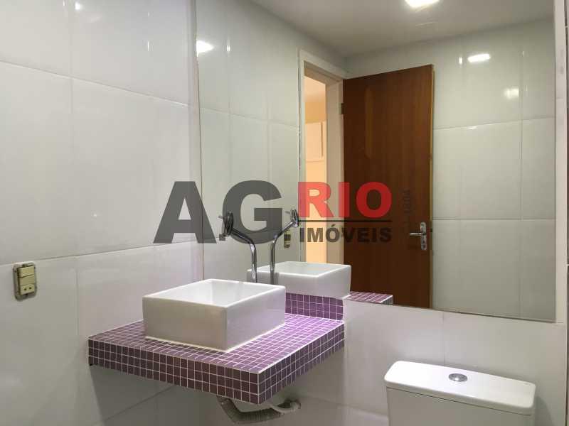 11 - Apartamento À Venda no Condomínio Ville France - Rio de Janeiro - RJ - Freguesia (Jacarepaguá) - AGF30914 - 8