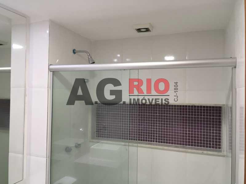 12 - Apartamento À Venda no Condomínio Ville France - Rio de Janeiro - RJ - Freguesia (Jacarepaguá) - AGF30914 - 9