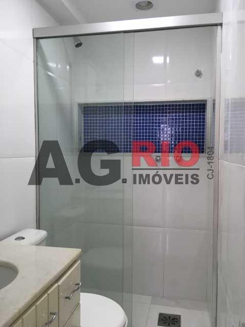 7 - Apartamento À Venda no Condomínio Ville France - Rio de Janeiro - RJ - Freguesia (Jacarepaguá) - AGF30914 - 16