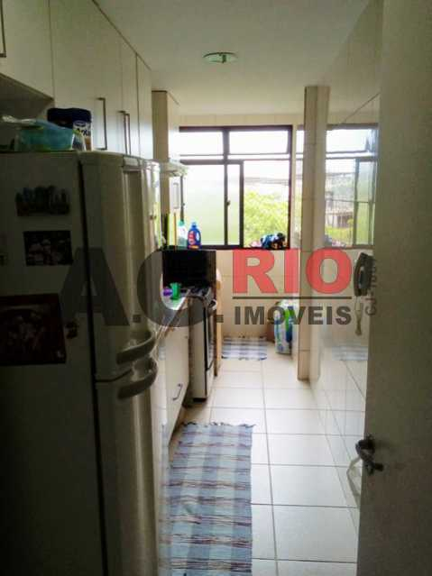 COZINHA - Apartamento À Venda Estrada Pau-Ferro,Rio de Janeiro,RJ - R$ 310.000 - AGF30915 - 20