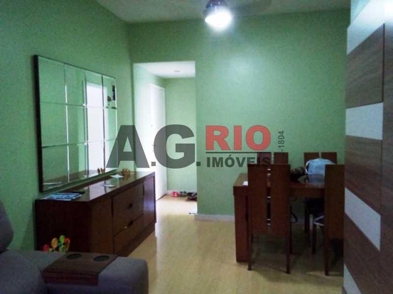 SALA - Apartamento À Venda no Condomínio RainbowPark - Rio de Janeiro - RJ - Pechincha - AGF30915 - 3