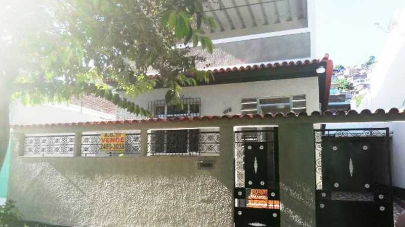 FACHADA - Casa Rio de Janeiro,Cavalcanti,RJ À Venda,4 Quartos,180m² - VVCA40014 - 1