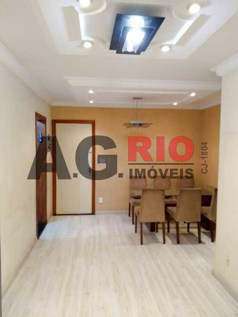 01 Sala - 1 - Apartamento 3 quartos à venda Rio de Janeiro,RJ - R$ 250.000 - VVAP30003 - 1