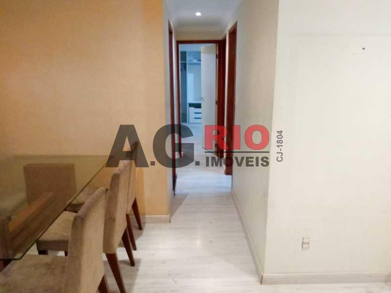 07 Sala - 7 - Apartamento À Venda - Rio de Janeiro - RJ - Praça Seca - VVAP30003 - 8