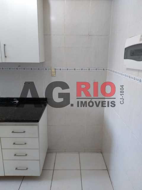 11 Cozinha - 1 - Apartamento À Venda - Rio de Janeiro - RJ - Praça Seca - VVAP30003 - 12