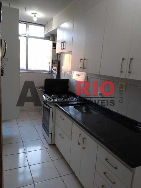 12 Cozinha - 2 - Apartamento À Venda - Rio de Janeiro - RJ - Praça Seca - VVAP30003 - 13