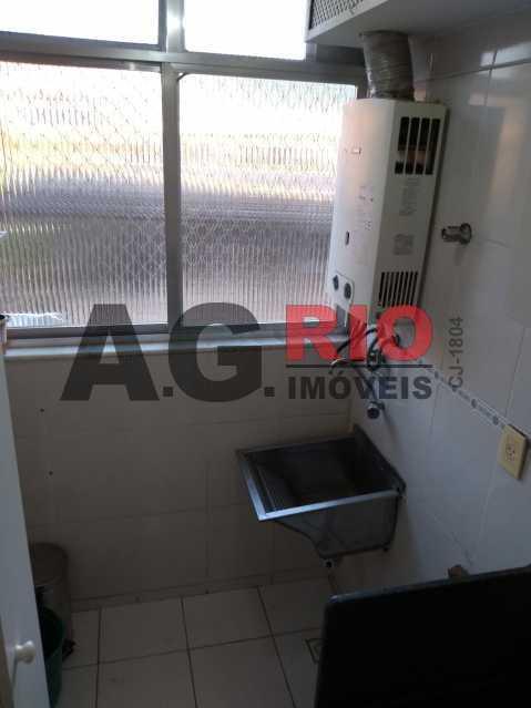 14 Cozinha-Área - Apartamento À Venda - Rio de Janeiro - RJ - Praça Seca - VVAP30003 - 15