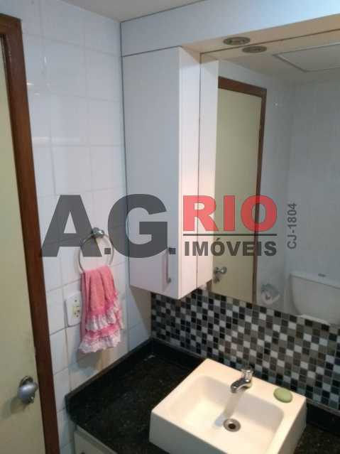 18 Banheiro Corred- 1 - Apartamento À Venda - Rio de Janeiro - RJ - Praça Seca - VVAP30003 - 19