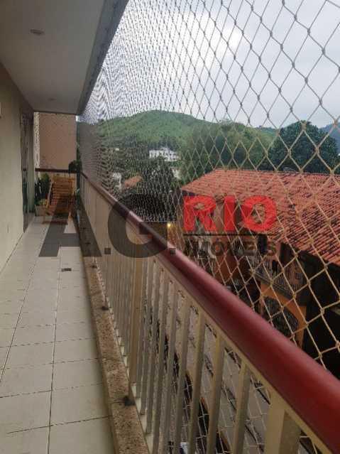 WhatsApp Image 2018-03-14 at 1 - Apartamento À Venda no Condomínio Residencial Baronesa - Rio de Janeiro - RJ - Praça Seca - VVAP30156 - 1