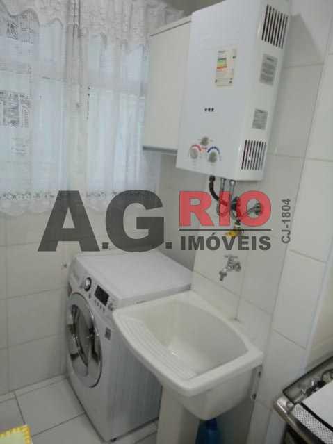 IMG-20180305-WA0029 - Apartamento À Venda no Condomínio Eco Way - Rio de Janeiro - RJ - Taquara - TQAP30003 - 14