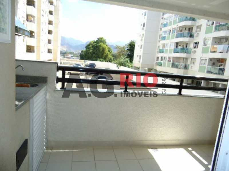 IMG-20180305-WA0031 - Apartamento À Venda no Condomínio Eco Way - Rio de Janeiro - RJ - Taquara - TQAP30003 - 6