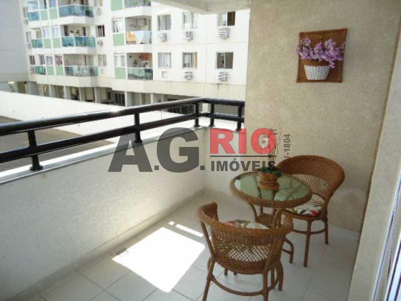 IMG-20180305-WA0037 - Apartamento À Venda no Condomínio Eco Way - Rio de Janeiro - RJ - Taquara - TQAP30003 - 7