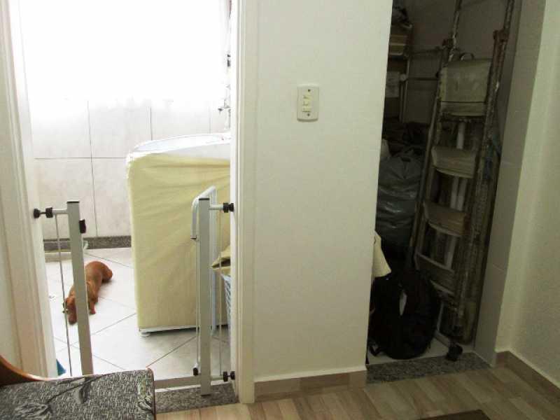 Apt_TULIPAS 10 - Apartamento Rio de Janeiro,Vila Valqueire,RJ À Venda,2 Quartos,121m² - VVAP20022 - 24