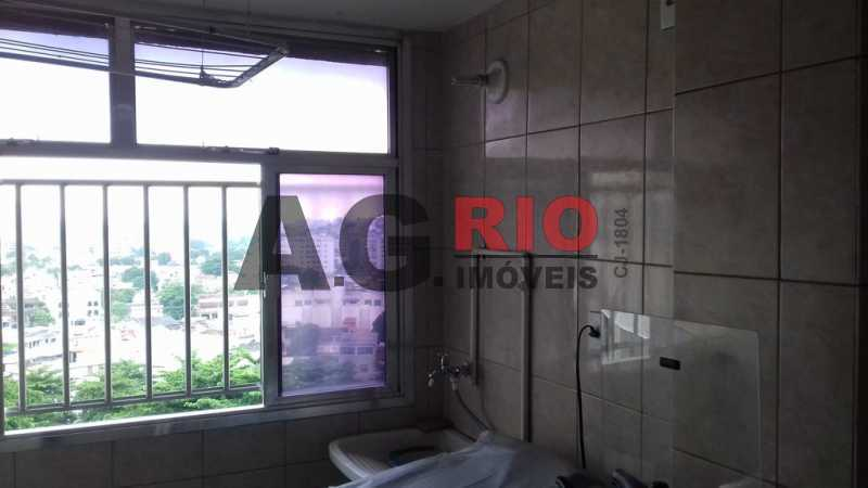 20180313_113525 - Apartamento À Venda no Condomínio Mirante da Taquara - Rio de Janeiro - RJ - Taquara - TQAP10004 - 10