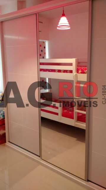 QUARTO - Apartamento 2 quartos à venda Rio de Janeiro,RJ - R$ 380.000 - VVAP20031 - 7