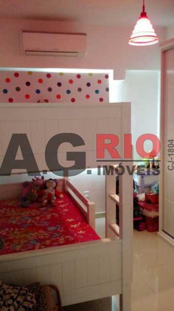 QUARTO - Apartamento 2 quartos à venda Rio de Janeiro,RJ - R$ 380.000 - VVAP20031 - 8