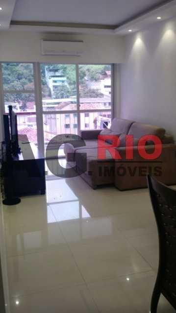 SALA - Apartamento 2 quartos à venda Rio de Janeiro,RJ - R$ 380.000 - VVAP20031 - 1