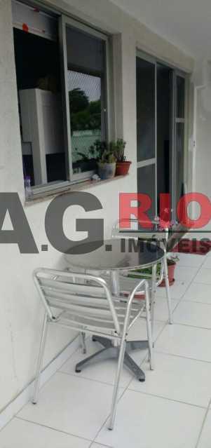 VARANDA - Apartamento 2 quartos à venda Rio de Janeiro,RJ - R$ 380.000 - VVAP20031 - 5